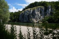 An der Donau - Donaudurchbruch