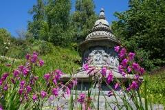 Blumengrüße - Nepaltempel