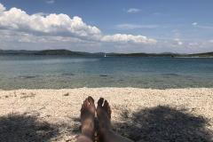 Angekommen in Kroatien