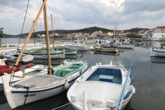 Hafen Betina