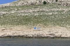 Nationalpark Kornaten Einfahrt