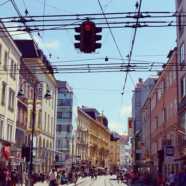 Rotlicht in Linz