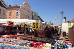 Auf dem Markt