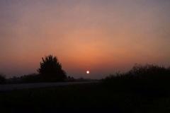 Ein kleines Abendlicht