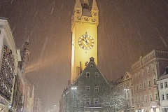 Winter in Straubing