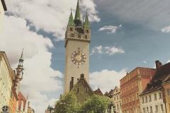 Der stolze Turm