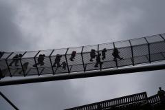 Menschenbrücke