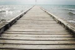Alle Wege führen zum Meer