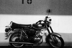Nostalgie in der Tiefgarage