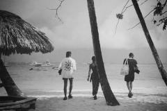Am Meer - Tobago