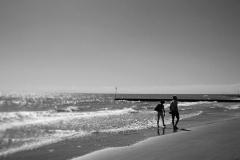Das Rauschen am Meer